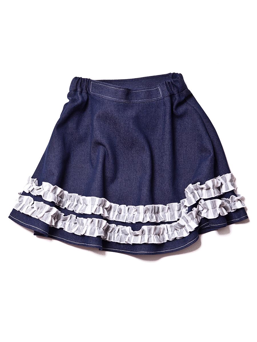 Как сшить юбку для девочки: мастер 87